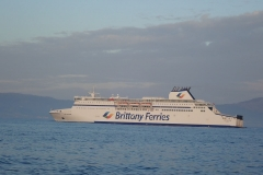 Crossing biscay