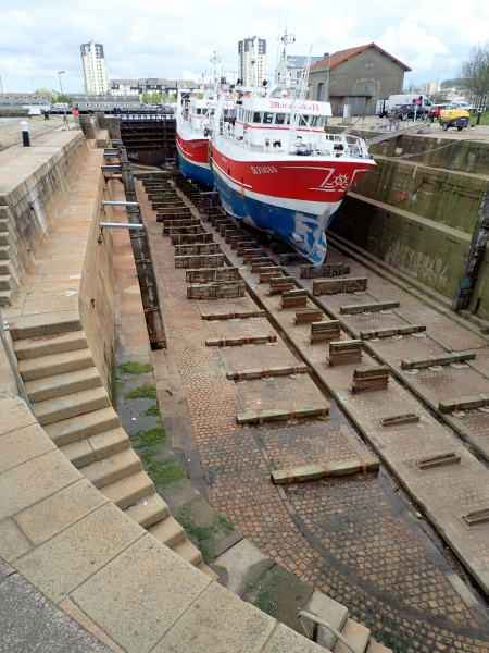 Dry Dock - reminded me of Les Mis