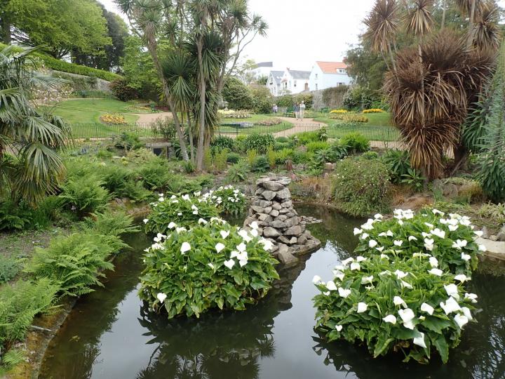St Peter Port Gardens